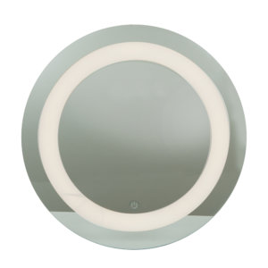 Round Dimmable Led Miroir
